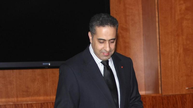 """عبد اللطيف الحموشي المدير العام للأمن الوطني والمدير العام لـ""""DST"""""""