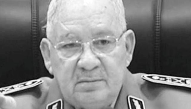 الجنرال قايد صالح