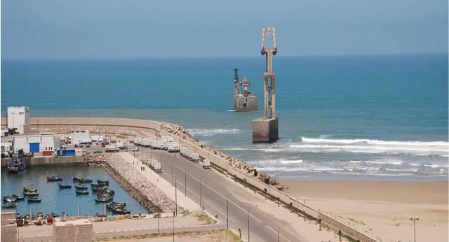 ميناء سيدي إفني