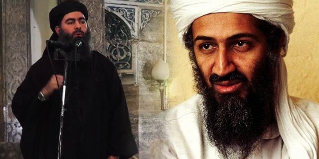 Photo of مقارنة بن لادن وأبو بكر البغدادي