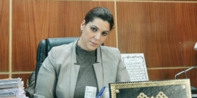 هيئة حماية المال العام تقاضي فاطمة الزهراء المنصوري بتهمة استغلال النفوذ