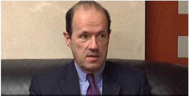 جان فرنسوا جيرو السفير الفرنسي الجديد