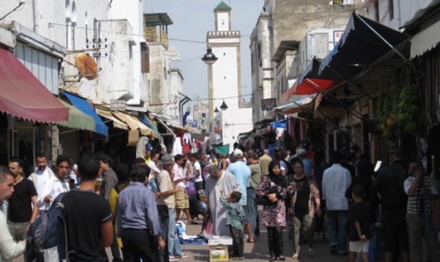 شارع السويقة  بالمدينة العتيقة