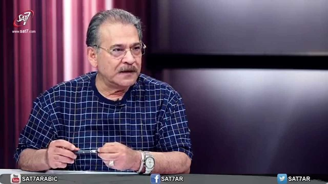 """سيد محمود القمني """"مفكر مصري"""""""