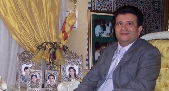 محمد المعتصم المستشار الملكي