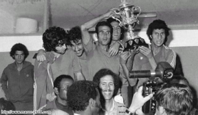 منتخب المغرب سنة 1976