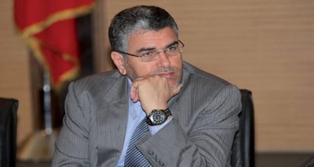 مصطفى الرميد وزير العدل