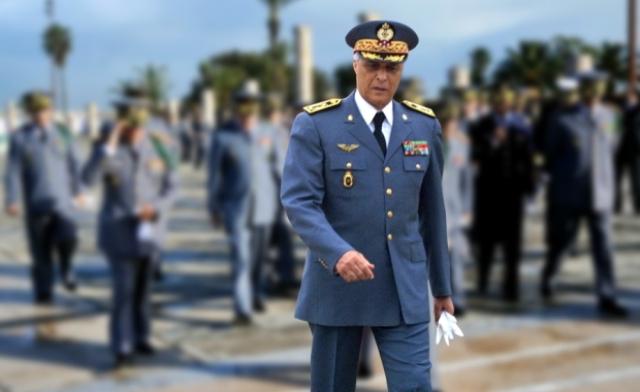 الجنرال دوكور دارمي حسني بنسليمان