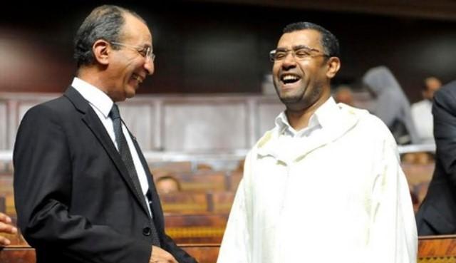عبد الله بوانو رئيس فرق العدالة والتنمية في حوار ساخر مع حصاد وزير الداخلية