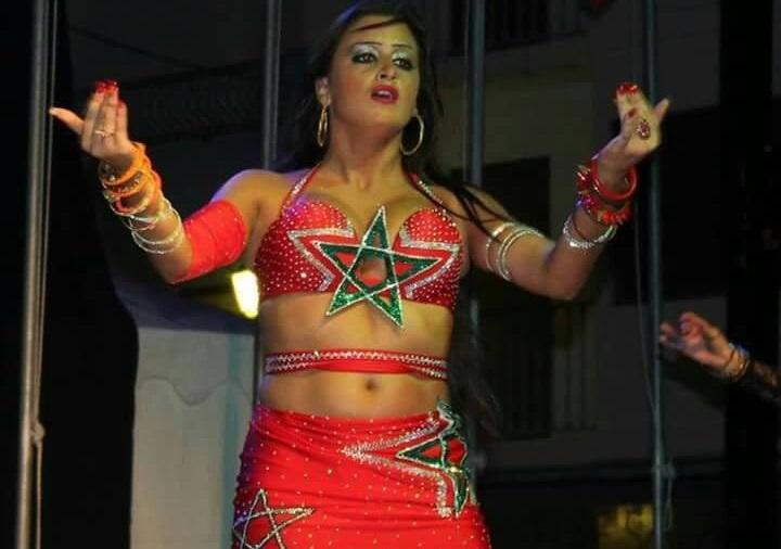 الراقصة فركاني دنيا