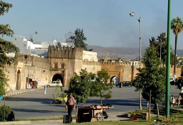 باب المقام بمدينة صفرو