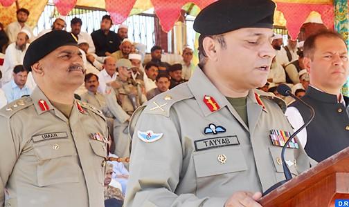 الجنرال محمد طيب عزام