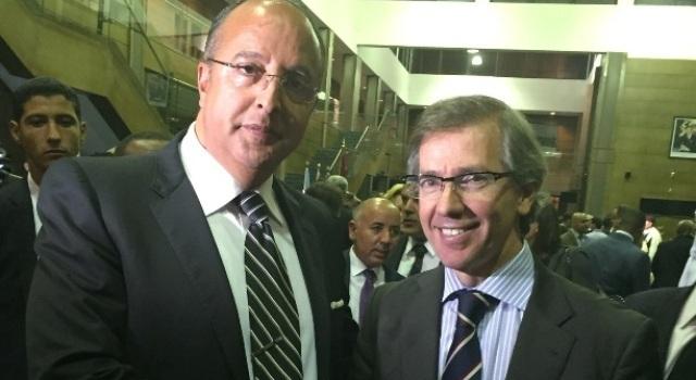 المغربي الوحيد  في مفاوضات الليبيين بالصخيرات