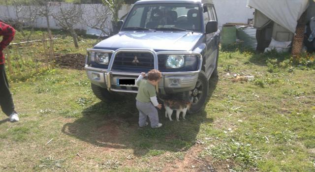 سرقة سيارة إسبانية بكل محتوياتها والأمن خارج التغطية1