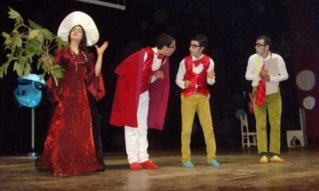 مهرجان المسرح