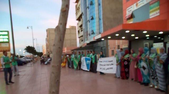 sahra protests