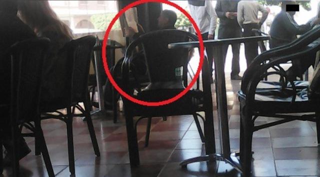 Photo of موظفون بجماعة بلفاع يجعلون من المقاهي مكاتبهم الرسمية