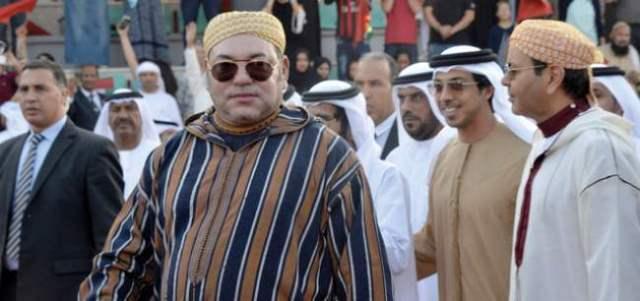 mohamed 6 emirats