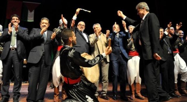 رقصة وزراء