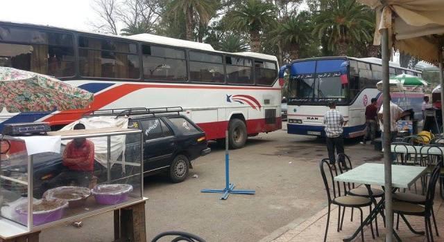 صفقات مشبوهة في المحطة الطرقية بالسعيدية