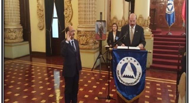 عودة أحمد لخريف من بوابة برلمان أمريكا الوسطى