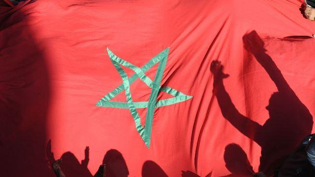 maroc flag