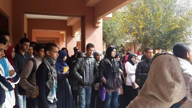 marrakech fac lettres