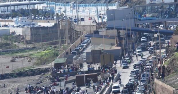 مسؤول جمركي يتعرض للاعتداء على يد مغربي مقيم بسبتة