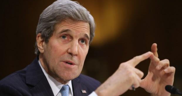 وزير-الخارجية-الامريكي-جون-كيري