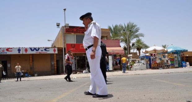 police egypte