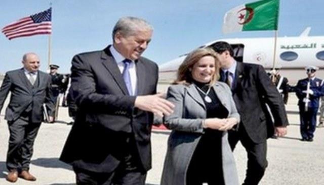 Photo of بالفيديو | إهانة الوزير الأول الجزائري سلال بواشنطن واستقباله من طرف مضيفة طيران