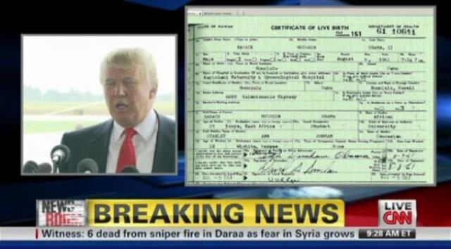 trump syrie