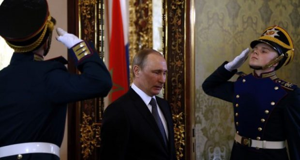 فلادمير بوتين