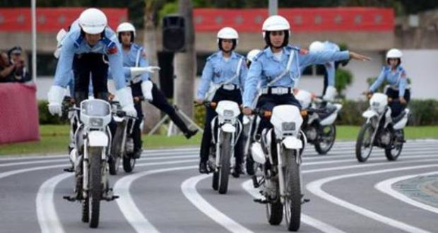 Police-Marocaines-Brigade-Moto-Femmes-2