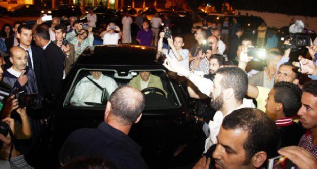 بن كيران دخل إلى مقر الاتحاد الاشتراكي تحت حماية البوليس