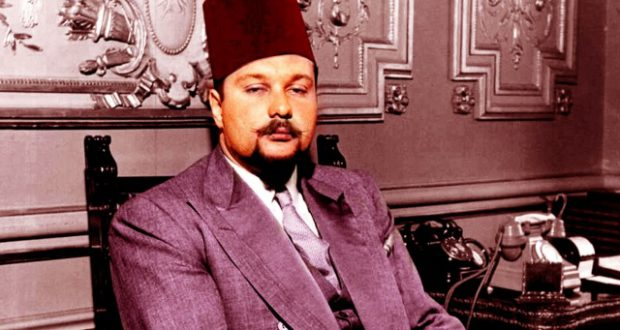 الملك فاروق -