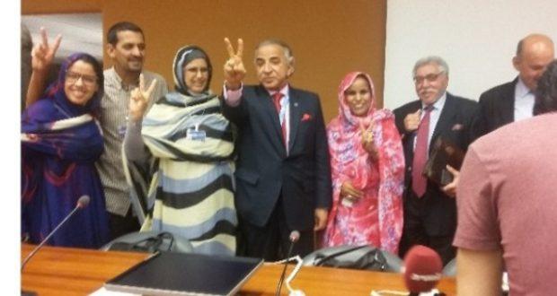 محامون عرب مع البوليساريو ضد المغرب
