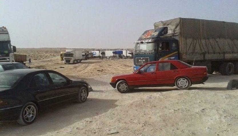 Photo of الجيش والدرك المغربي يدخل المنطقة شبه الفاصلة بين المغرب وموريتانيا لأسباب أمنية