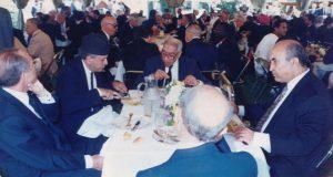 الزعماء: بوستة واليوسفي وأيت إيدر على مائدة واحدة