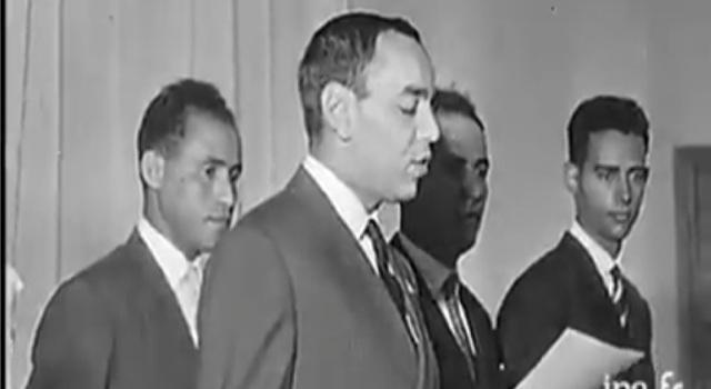 Photo of عندما قدم سلطان التشاد بيعته لسلطان المغرب..ومحمد الخامس احتج لدى ليوطي على فصل موريطانيا