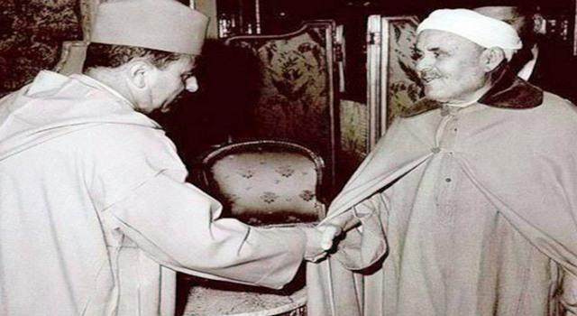 Photo of تاريخ | أسرار لقاء عبد الكريم الخطابي مع محمد الخامس