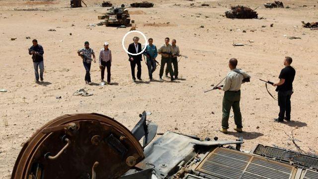 "Photo of حوار الأسبوع | ""العراب"" الذي أسقط القذافي يقيم في مراكش متربصا بالنظام في المغرب وموريتانيا"