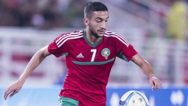 Photo of حكيم زياش مطلب جماهيري