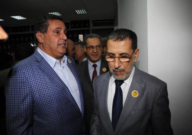 Photo of أخنوش يشكو للعثماني هجوم أعضاء العدالة والتنمية عليه