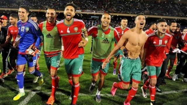 Photo of المنتخب المغربي يرتقي للمركز 40 عالميا