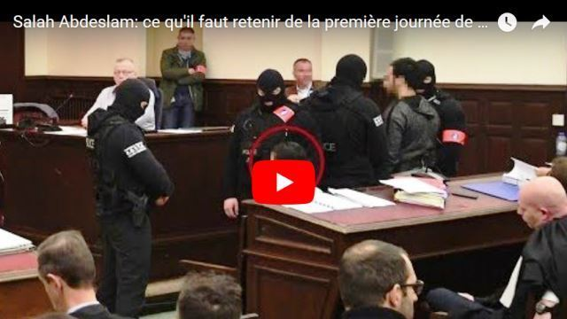 Photo of #فيديو | المغربي 'صلاح عبد السلام' ينطق الشهادة في محكمة #بروكسل