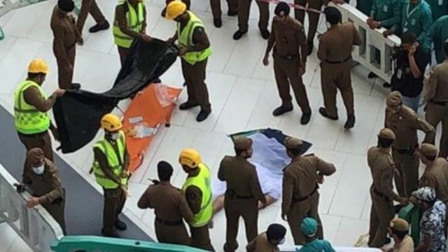 Photo of بالفيديو | لهذا السبب انتحر حاج عراقي في الحرم المكي