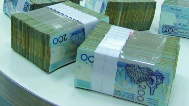 Photo of بنك المغرب يرصد أزيد من 9700 ورقة مزورة بقيمة 1,5 مليون درهم