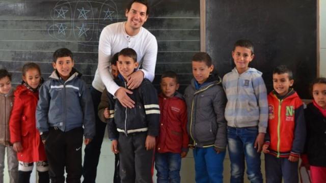 Photo of المغربي شريف حميدي مرشح لجائزة نوبل للتعليم