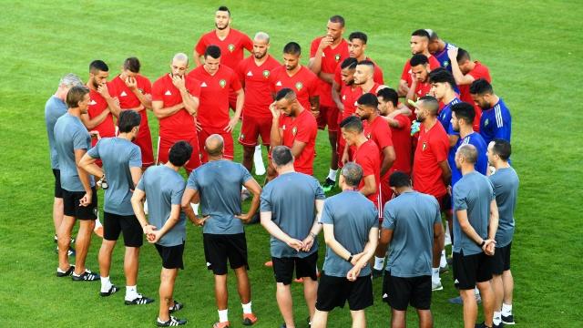 "Photo of رياضة | المنتخب الوطني المغربي يتراجع في تصنيف ""الفيفا"" بثلاث مراتب"